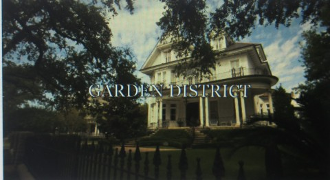Garden District, Rosary O'Neill, Oley Sassone, New Orleans, 2021 London International Filmmaker Festival