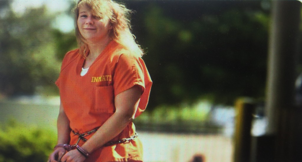 Reality Winner in 'United States vs. Reality Winner,' directed by Sonia Kennebeck, 2021 SXSW FF (courtesy of August Chronicle)