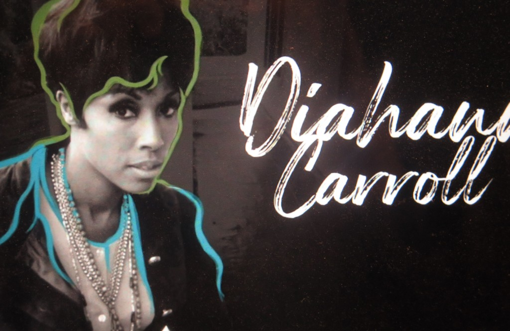 Diahann Carroll, 'How it Feels to be Free,' directed by  Yoruba Richen, Athena Film Festival (courtesy of the film)